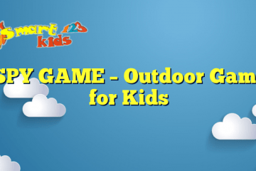 I SPY GAME – Outdoor Games for Kids