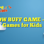 SHADOW BUFF GAME – Indoor Games for Kids