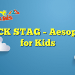 THE SICK STAG – Aesop Fables for Kids