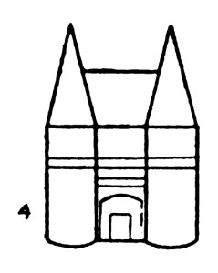 Drawing for kids step by step - How to draw Chateau 4