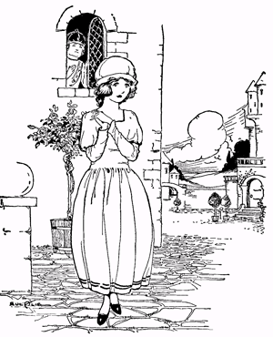 The goose-girl - story with pictures - Fig 4