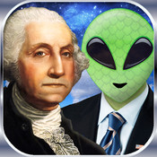 Presidents vs. Aliens by Dan Russell-Pinson