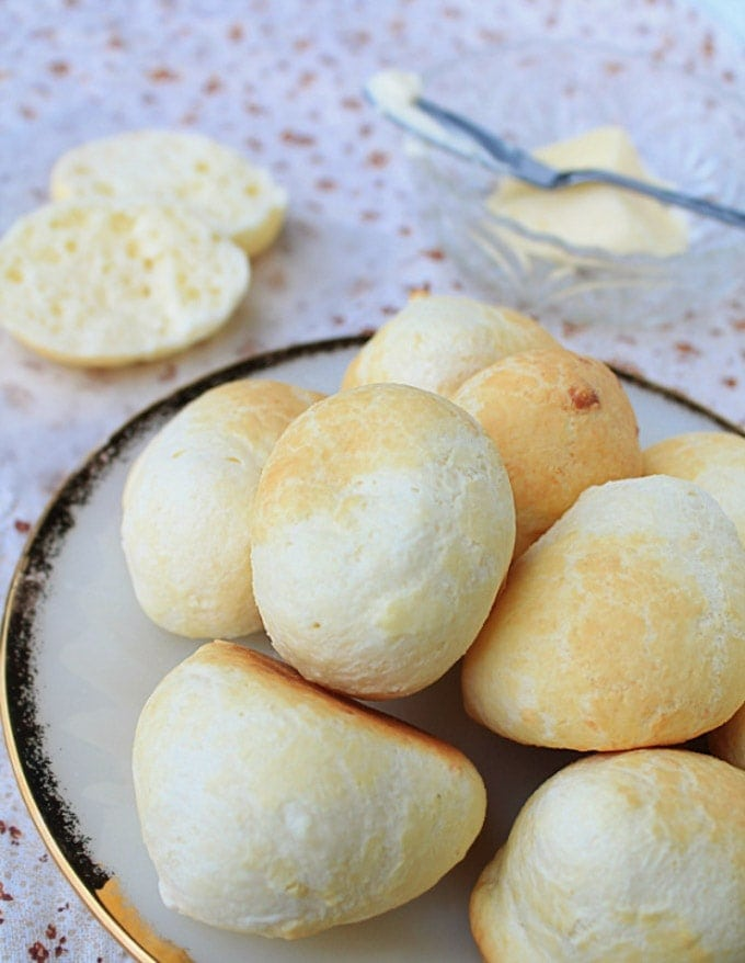 Cheese Yuca Bread - Hungry Food Love   SmartLittleCookie.net