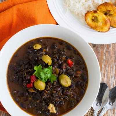 Black Beans Stew