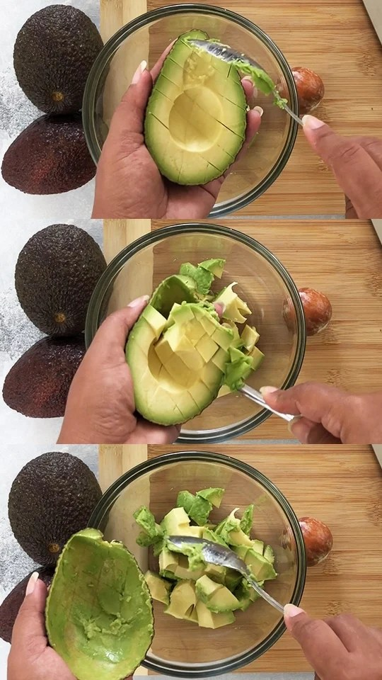 Love Avocados? Learn how to peel and cut avocados quickly and easily.