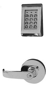 Sargent 28-Keypad Cylindrical Lock
