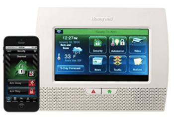 Honeywell Wireless Lynx Touch L7000 Home Automation