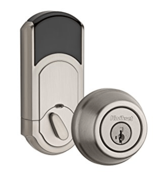 Kwikset 910 Z-Wave Signature Series Traditional Electronic Deadbolt