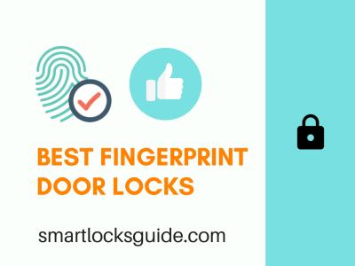 Best Fingerprint Door Lock