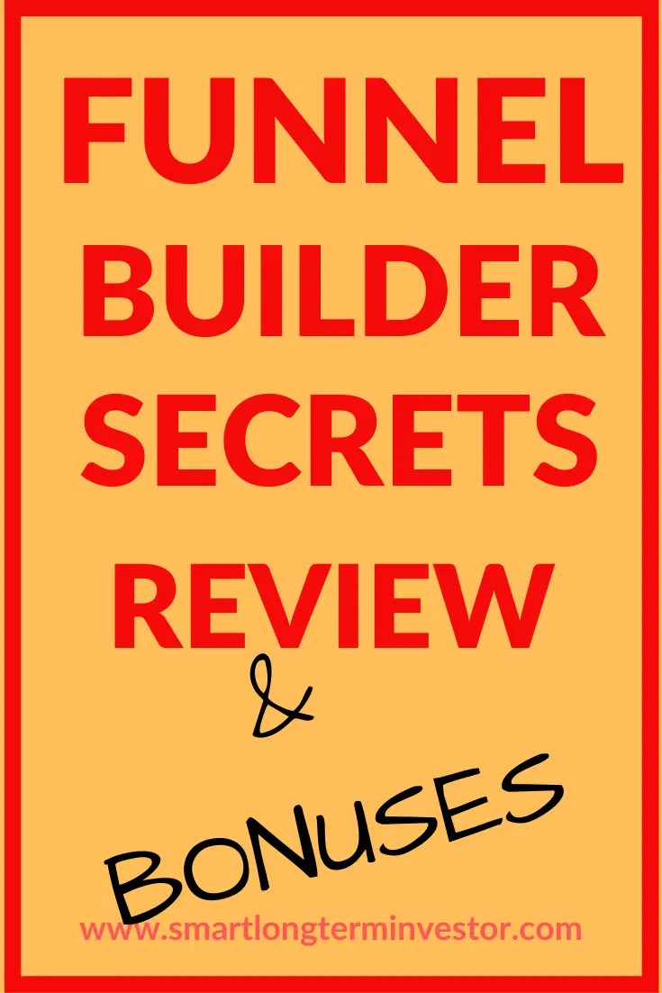 Funnel Builder Secrets Review [2020]: The Best ClickFunnels Pricing Deal?