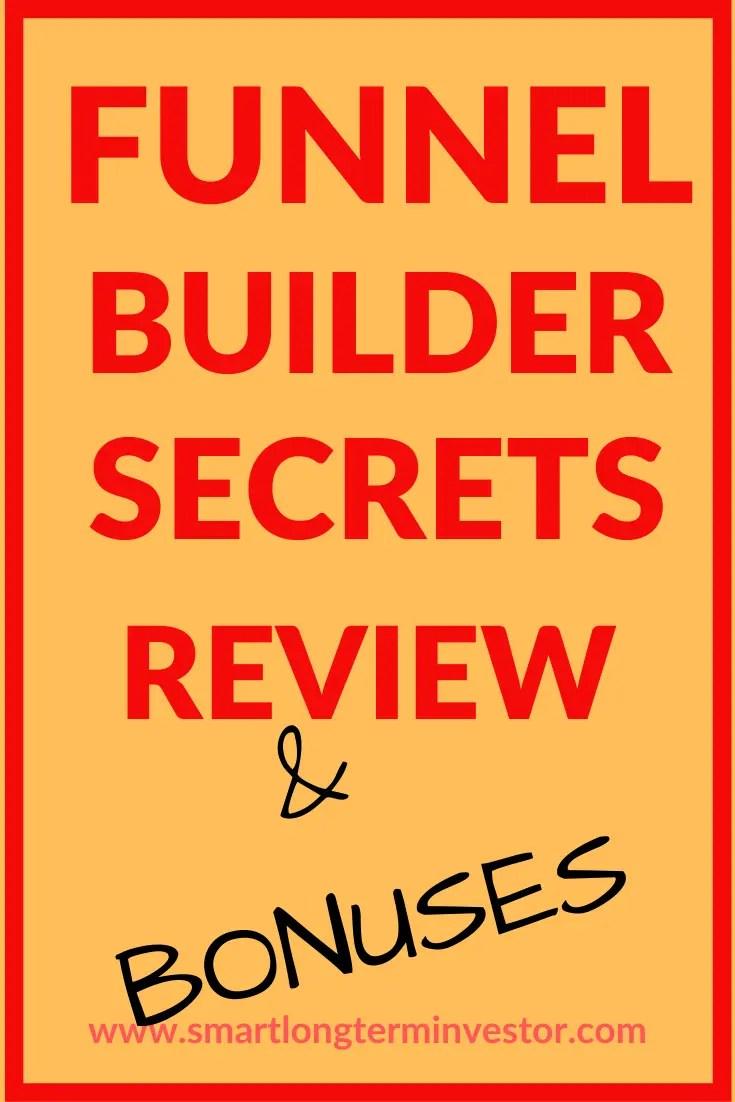 Funnel Builder Secrets Review [2020]: The Best ClickFunnels Pricing Deal?