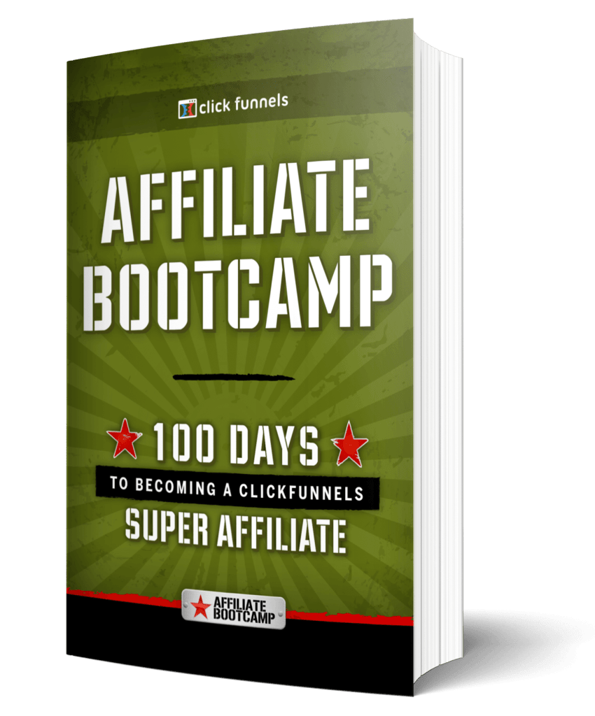 The Affiliate Bootcamp Summit is a free Clickfunnels affiliate training using the 100 day plans of 15 super affiliaates detailing what they would do if they had to start all over again from scratch to winning the dream car.