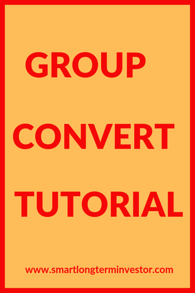 Group Convert tutorial shows how the chrome extension helps automate lead generation from your Facebook group to build your email list.