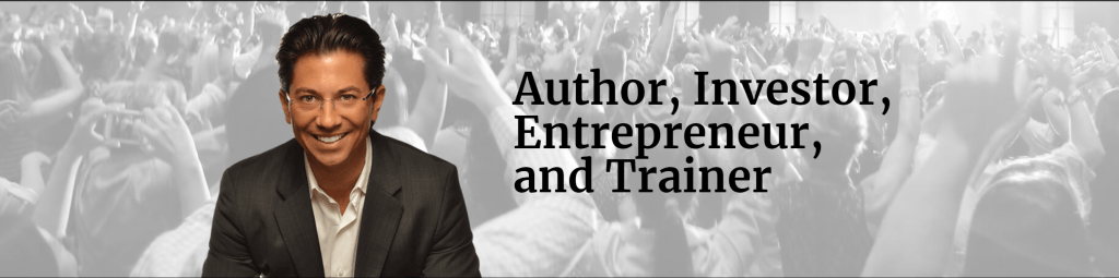 Dean Robert Graziosi is an American entrepreneur, marketer, success coach, business owner, real estate investor, leading trainer and author of The Underdog Advantage. He co-produced the Knowledge Broker Blueprint course