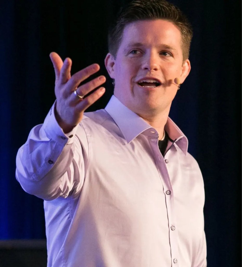 Russell Brunson is a marketing genius, Co-Founder of ClickFunnels, the sales funnel software company and author of the books, Expert Secrets, DotCom Secrets, Traffic Secrets and Network Marketing Secrets