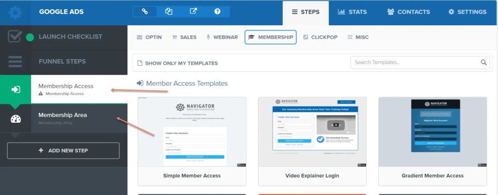 How To Host and Sell Your Online Course With ClickFunnels Using A Membership Site For Hosting and Sales Funnels to sell and market the online course