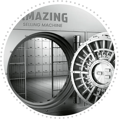 The Amazing Selling Machine 12 is an 8-module online web based Amazon FBA course created by Jason Katzenback and Matt Clark and taught by two instructors, Mike McClary, Dan Ashburn and Rich Henderson. Other components include the ASM Mentor Program, the ASM Alliance Community and the Private Resource Vault.