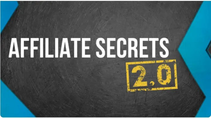 Affiliate Secrets 2.0 is Spencer Mecham's affiliate marketing course of 8 modules with a comprehensive separate Traffic Section
