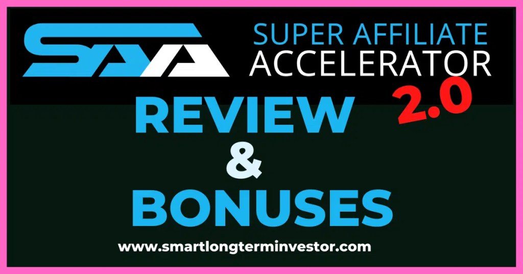 Super Affiliate Accelerator (SAA 2.0) is a high ticket affiliate marketing training by Jacob Caris directed at using Facebook organic marketing to close high ticket sales. I have some of the best bonuses for buying through my link.