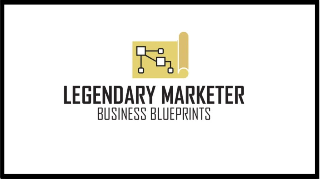 The Legendary Marketer Business Blueprints consists of training bundles for affiliate marketing, digital products creation, masterminds and events and coaching.