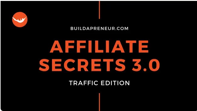Affiliate secrets 3.0 is a robust affiliate marketing course by Spencer Mecham that teaches you how to promote other people's products and services using diverse marketing strategies, tools, and techniques to make passive income on automation. The Traffic Edition has been updated with training on TikTok, Facebook Organic Marketing, YouTube and Blogging.