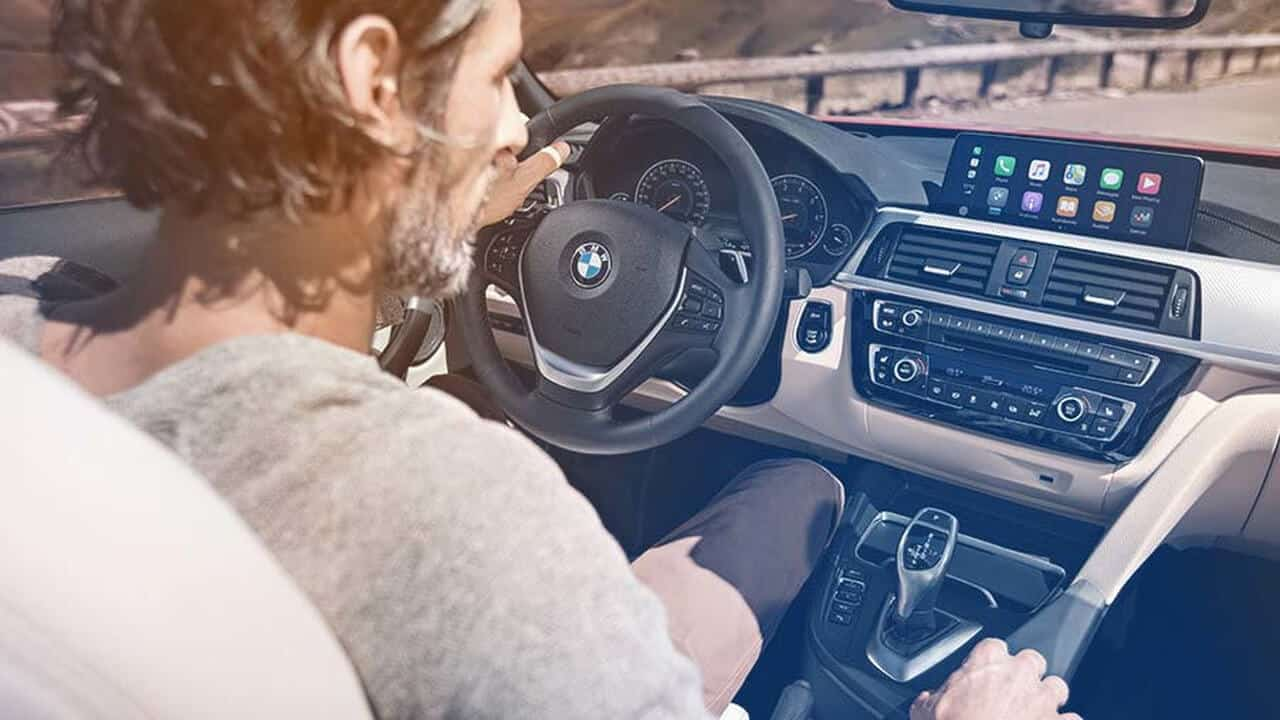 Apple CarPlay безплатен за BMW потребителите