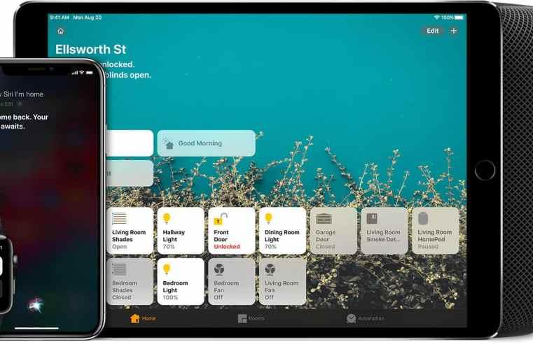 Умен Дом с Apple HomeKit