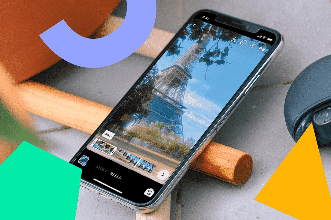 Reels – Instagram стартира своят конкурент на TikTok