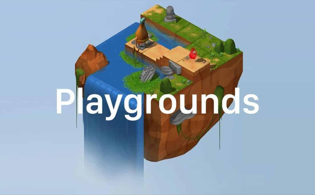 Супер новина за Apple девелопърите – Swift Playgraounds е вече налично за MacOS