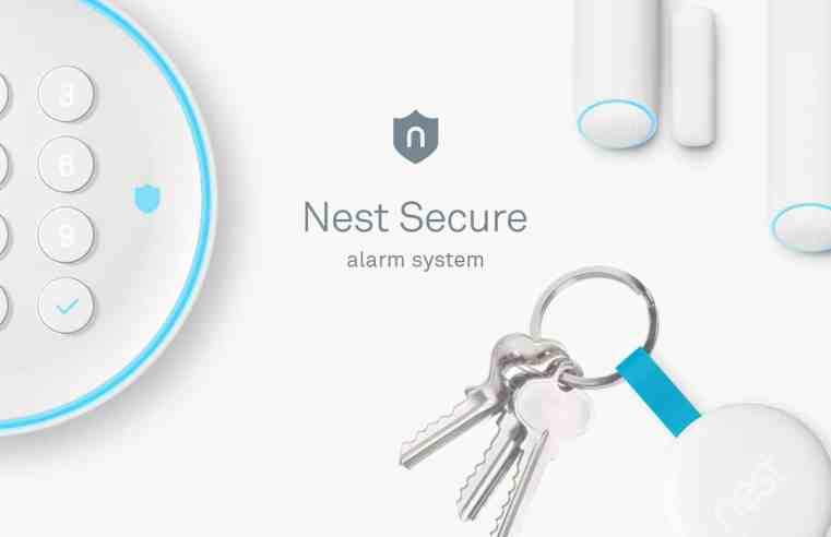 Google спря алармената си система Google Nest Secure
