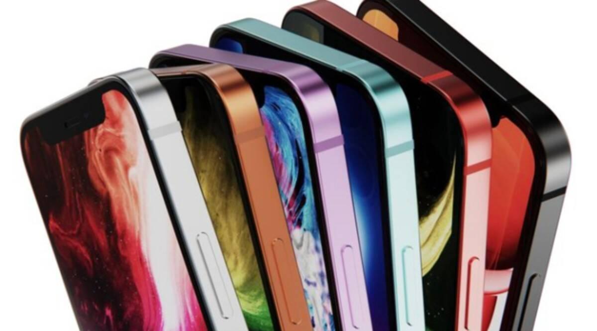 iPhone 12 mini – най-малкият и най-лекият 5G телефон в света