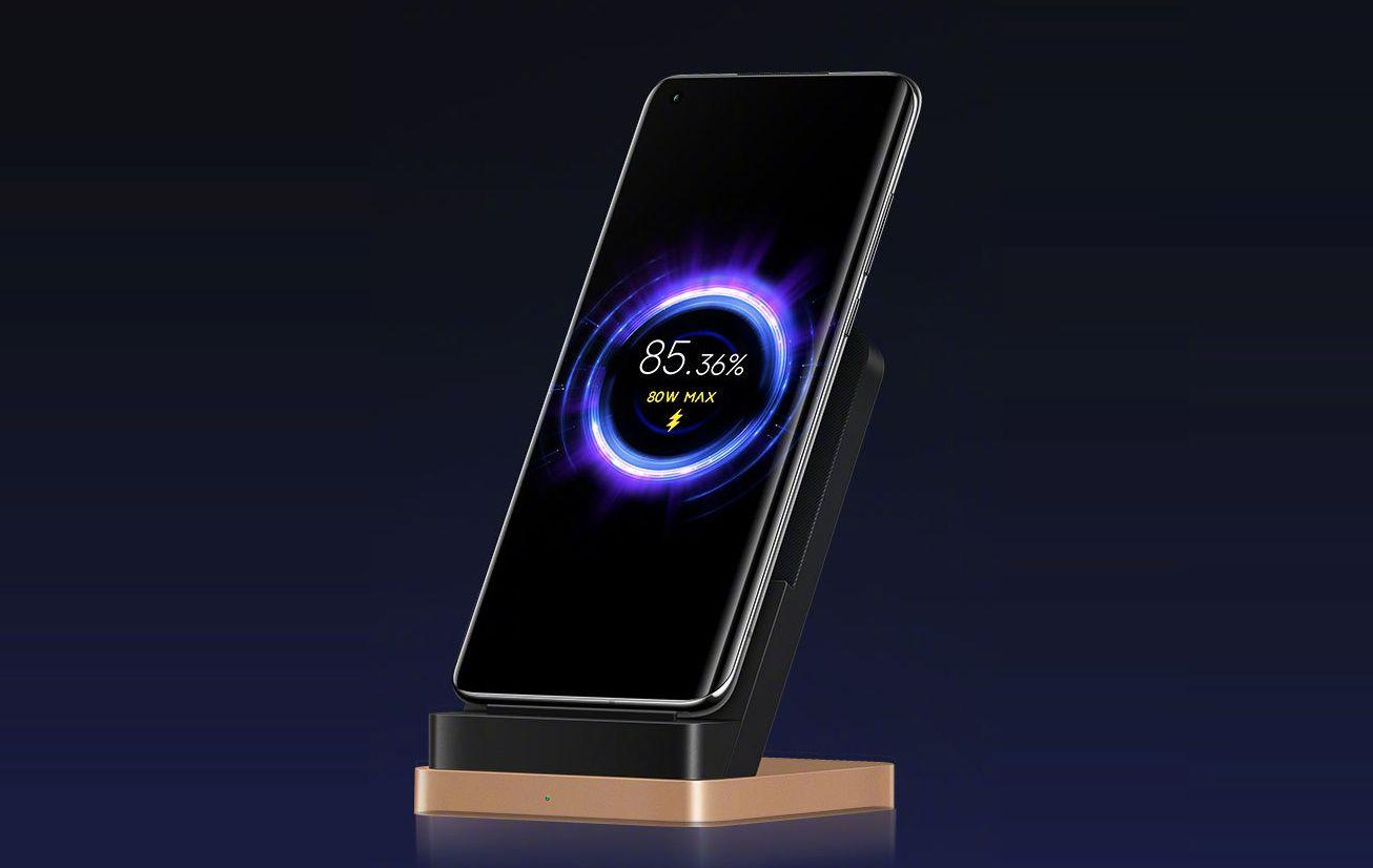 Пълно зареждане за 20 минути – новото 80W безжично зарядно на Xiaomi