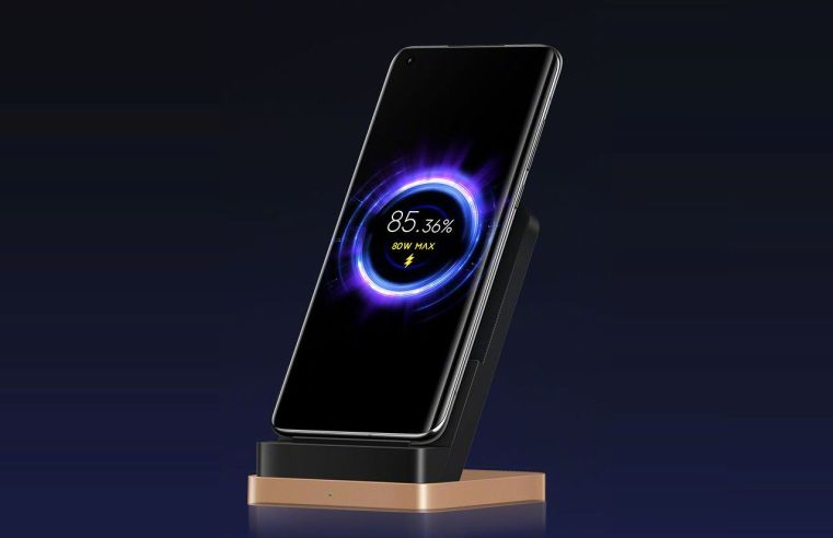 Xiaomi 80W безжично зарядно