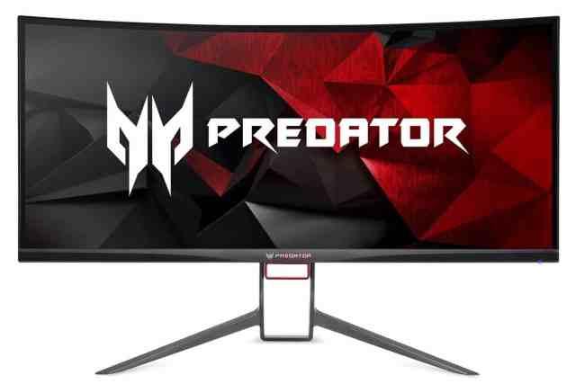 Predator X34 GS