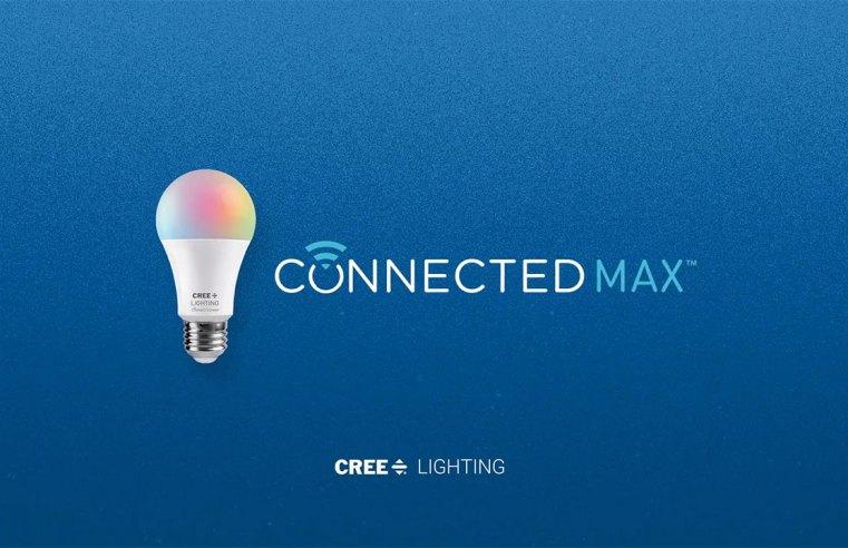 Евтини крушки Cree Connected Lighting Max за Умен Дом