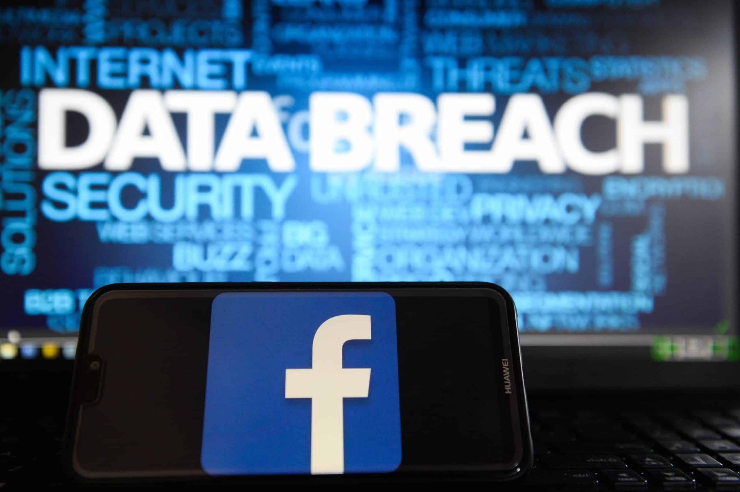Телефонни номера на Facebook потребители се продават в Telegram