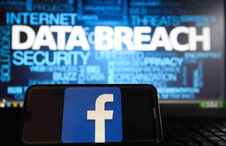 540 милиона номера са изтекли от Facebook