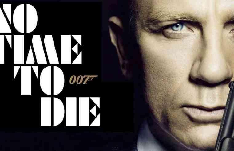 Отложени филми No Time To Die