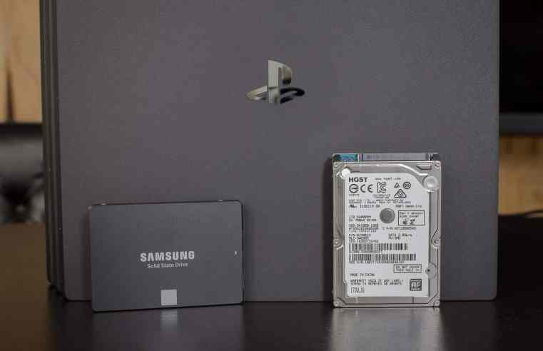 Как да добавим SSD на PlayStation 4