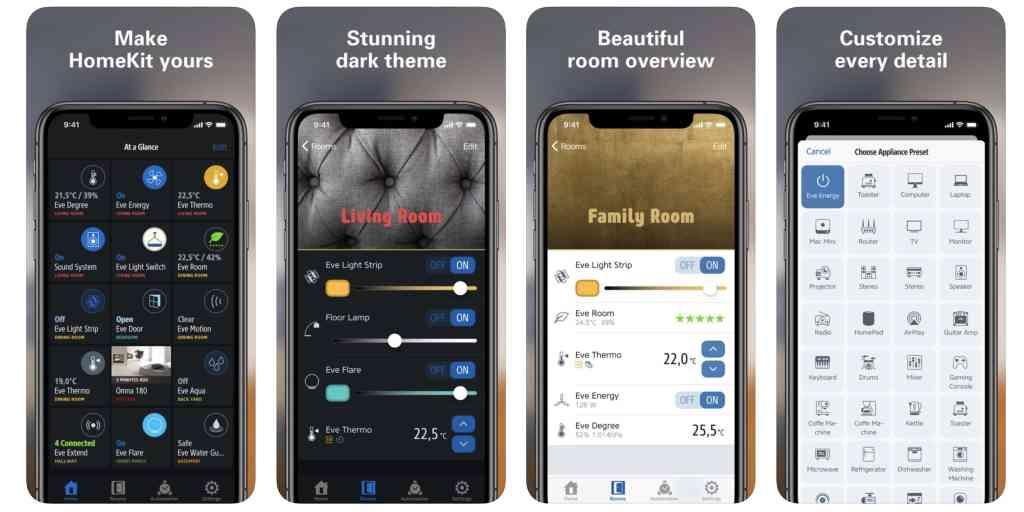 Eve aplikazioa