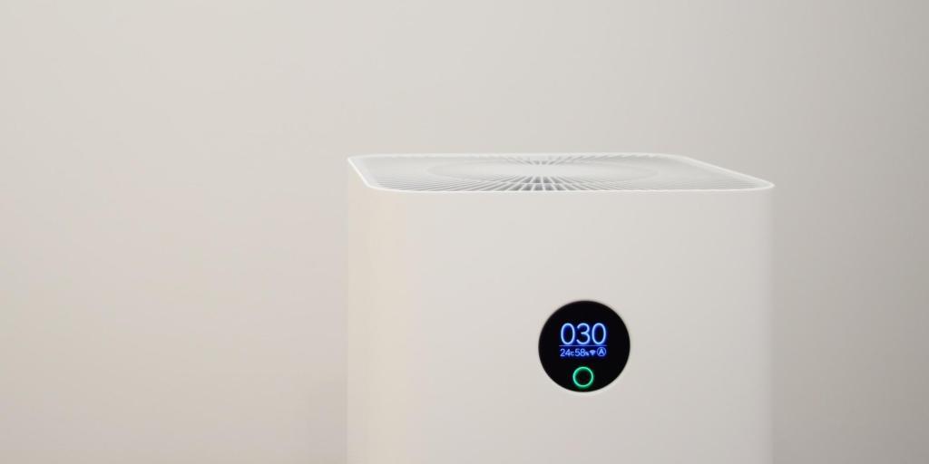 Xiaomi ilmanpuhdistin 3H