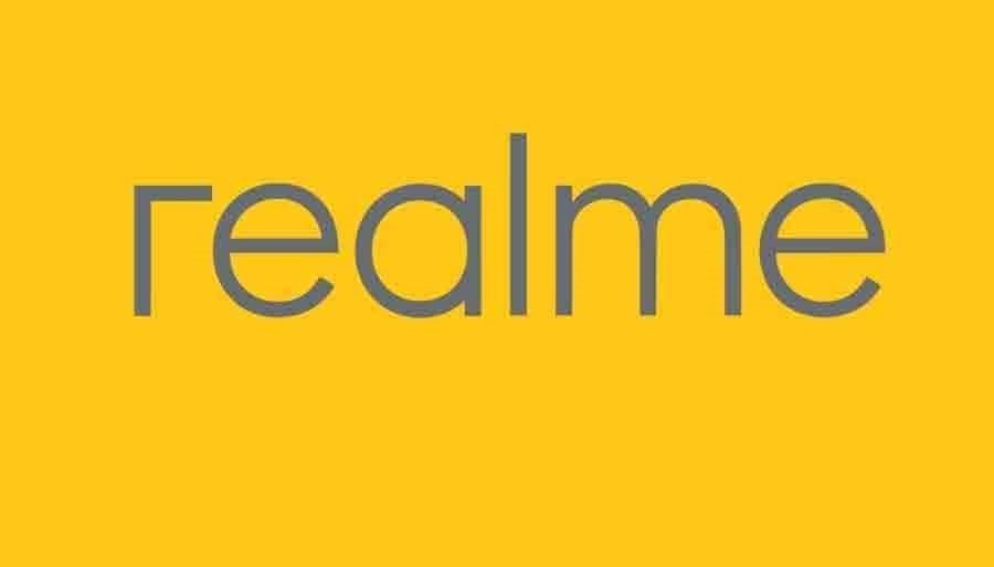 Realme logó