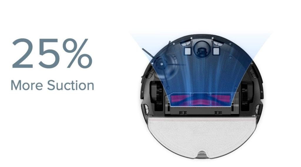 Roborock S6 MaxV is the most top vacuum cleaner in the history of Roborock