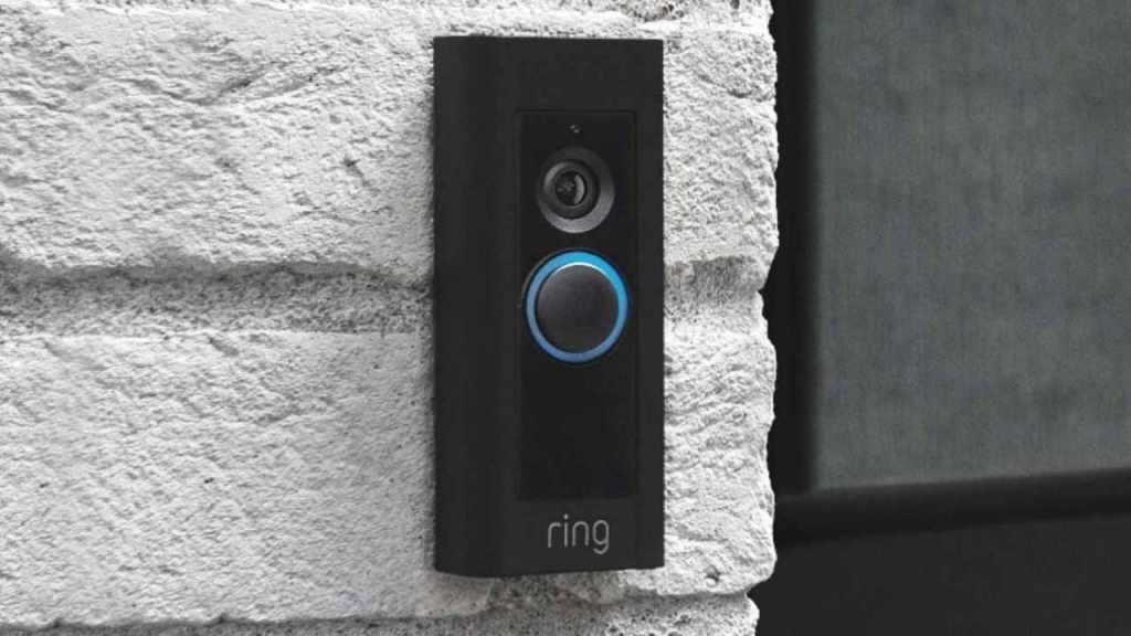 amazon ring video doorbell pro 2