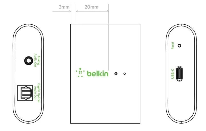 belkin soundform connect