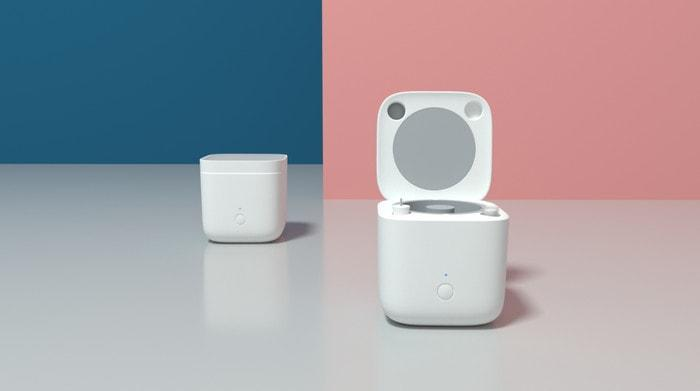 Ang washing machine ng Cardlax EarBuds Washer para sa tws headphones