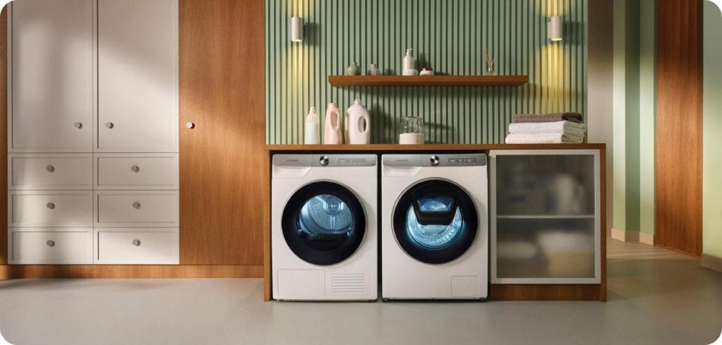 машина за перење Самсунг Аи контрола