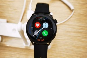часовник на Huawei