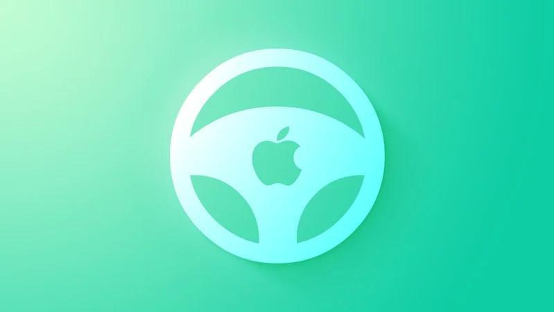voiture de pomme