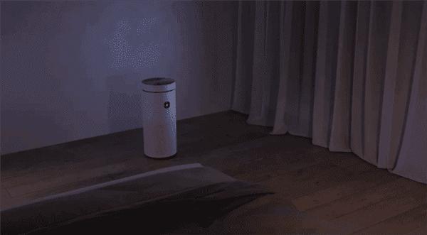 xiaomi mijia circulating air purifier